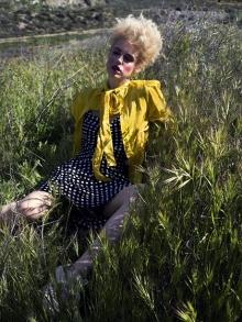 Ana Bergman. Actress, Fashion Model