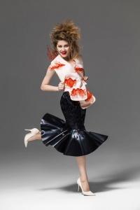 Ksenia Zhiganshina. Prima Ballerina with the Bolshoi Ballet.